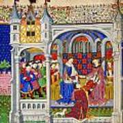 Bedford Hours Poster