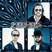 Bee Gees I Poster