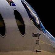 Beechjet 400 Poster