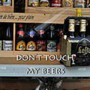 Beers Warden Poster