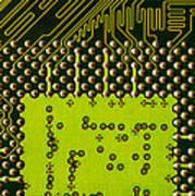 Behind The Processor Socket Poster