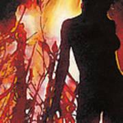 Bel Fire Poster