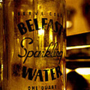 Belfast Sparkling Water Poster