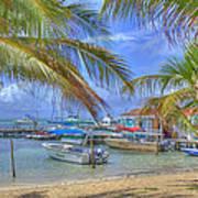 Belize Hdr Poster