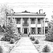 Belle Meade Plantation Poster by Janet King