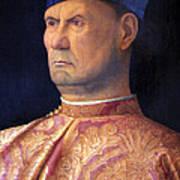 Bellini's Giovanni Emo Poster