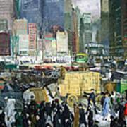 Bellows' New York Poster