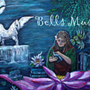 Bells Muse  Poster by The Art With A Heart By Charlotte Phillips