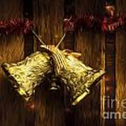 Bells Of Christmas Joy Poster