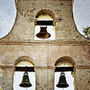 Bells Of Mission San Diego Poster