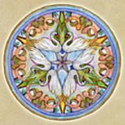 Beloved Mandala Poster