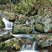 Below Mina Sauk Falls 1 Poster
