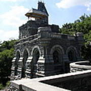 Belvedere Castle - Central Park Poster