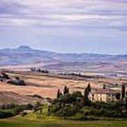 Belvedere Tuscany Poster