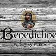 Benedictine Brewery Poster