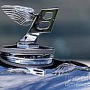 Bentley Reflections Poster