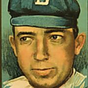 Bergen Brooklyn Dodgers Poster