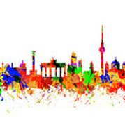 Berlin Brandenburg Gate - 2 Poster