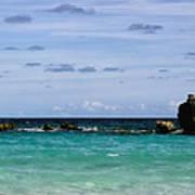 Bermuda Skies Poster