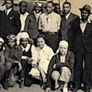 Bessie Coleman Aero Club Poster