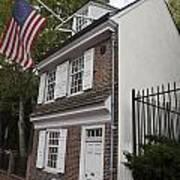 Betsy Ross House Philadelphia Pennsylvania Poster
