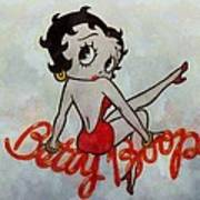 Betty Boop Poster