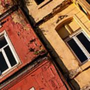 Beyoglu Old Houses 03 Poster