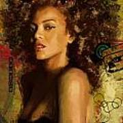 Beyonce Poster by Corporate Art Task Force