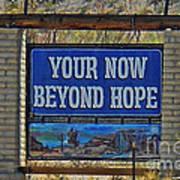 Beyond Hope Poster