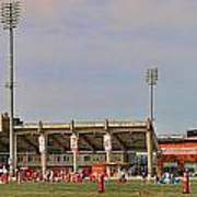 Bgsu Doyt Perry Stadium 3285 Poster