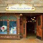 Bibbidi Bobbidi Boutique Fantasyland Disneyland Poster