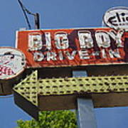 Big Boy Drive-in Poster