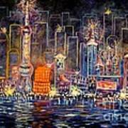 Big City Lights Poster