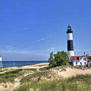 Big Sable Point Light Poster
