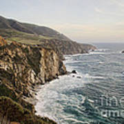 Big Sur Poster by Heather Applegate