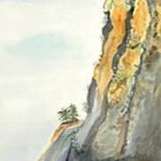 Big Sur Highway One Poster by Susan Lee Clark