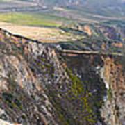 Big Sur Panorama Poster