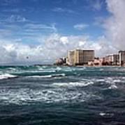 Big Surf Waikiki Poster
