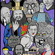 Big Trouble Poster by Gary Niles