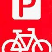 Bike Parking Poster