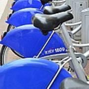 Bike Rental In Marseille Poster