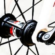 Bike Spokes Poster