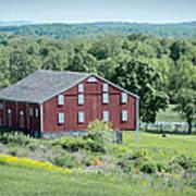 Bilgerville Road Farm  7d02271 Poster