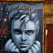 Billy Fury Way Poster by Stephen Norris