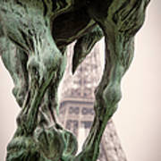 Bir Hakeim - Eiffel Poster
