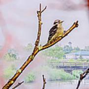 Bird On The Brunch Poster