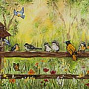 Bird Song Poster