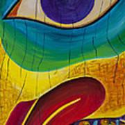 Bird's Eye Poster