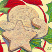 Biscochitos-nm State Cookie Poster