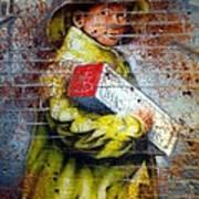 Biscuit Boy Poster